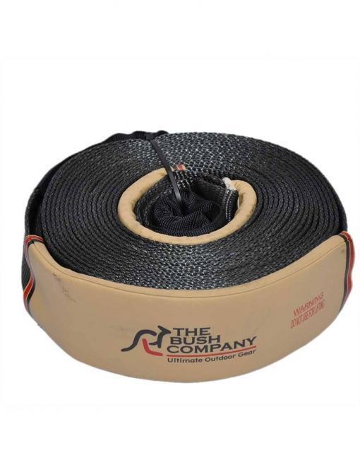 Heavy Duty Pull Strap 10m 10t single