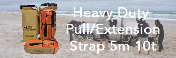 Heavy Duty Pull/Extension Strap 5m 10t