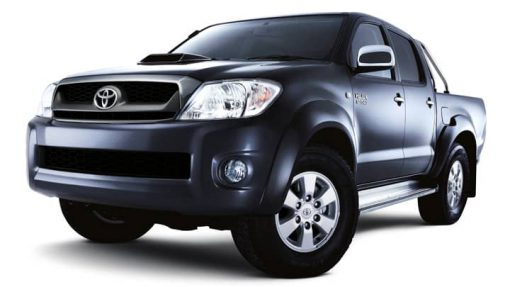 Toyota Hilux 105 Series 2005+