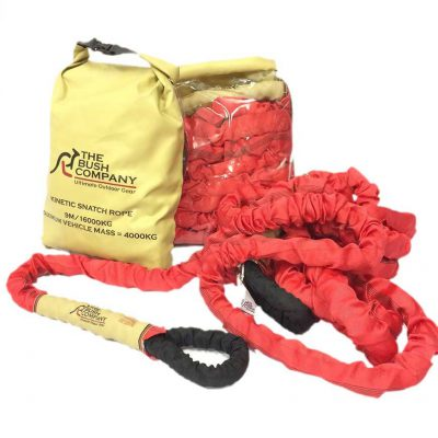 Kinetic Snatch Rope 9m 16t