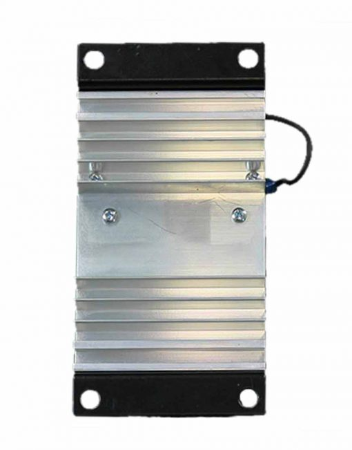Dual Battery Solid State Switch rear heat sink