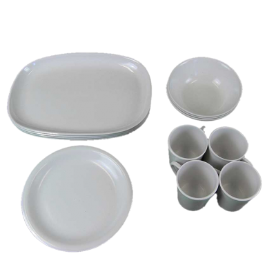 Crockery 6 Person Set - crockery