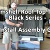 Clamshell Roof Top Tent - Pre-Install Assembly Guide - The Bush Company