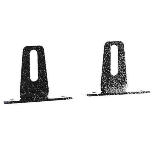 Flush Mount Bracket (2 in Set) - 2 brackets