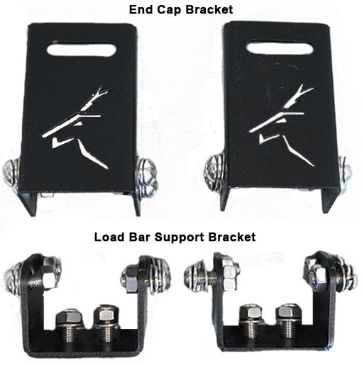 Load Bar - brackets and caps