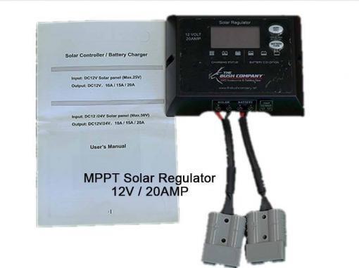 Sahara XPanda 150W Panel Solar Regulator