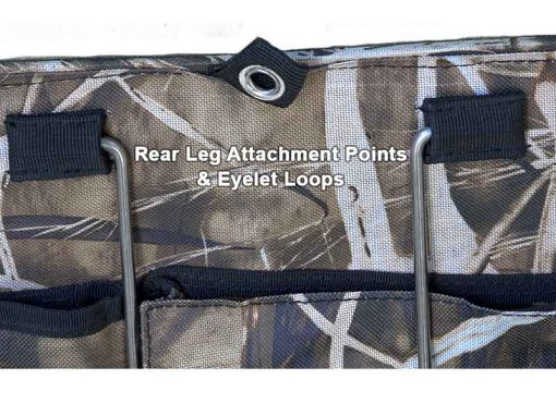 Sahara XPanda Panel Support Legs Attachment Loops