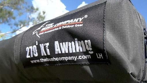 270 XT Awning Bag