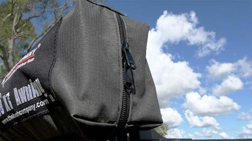 270 XT Awning Bag YKK Zips