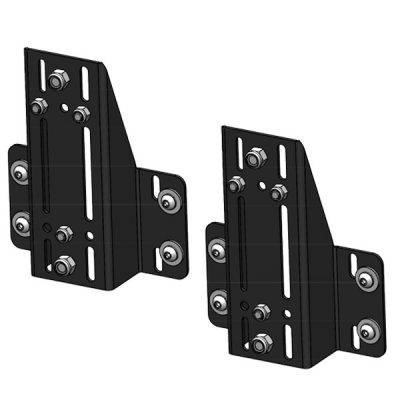 Awning to Tent Bracket Black Series