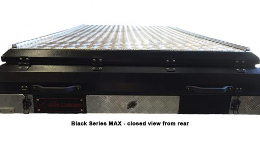 BLACK SERIES MAX - CLOSED VIEW FROM REAR