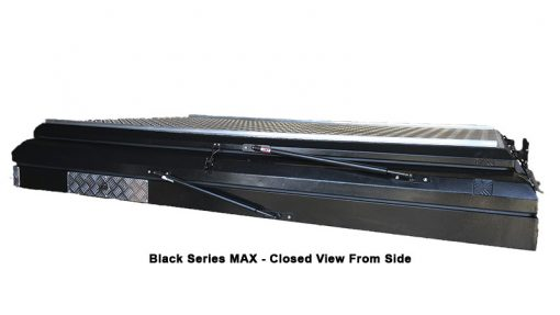 BLACK SERIES MAX - CLOSED VIEW FROM SIDE
