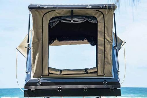 Black Series MAX - rear view open beach