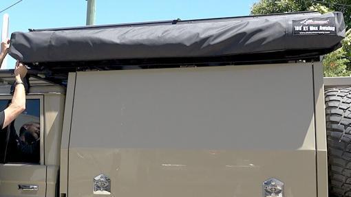 180 XT MAX Awning Bag Full View