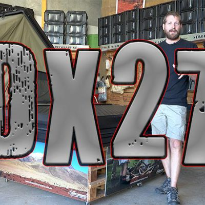 Clamshell Rooftop Tent DX27